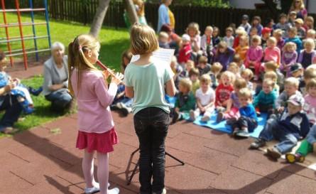 Poučevanje inštrumenta